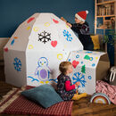 Kid's Eco White Igloo