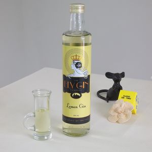 Ely Gin Lemon - drinks connoisseur