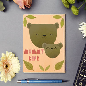 Mummy Bear - shop by category