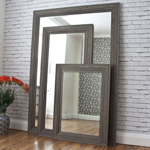 Adessi Wooden Mirror - mirrors