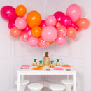 Flamingo Pink Balloon Cloud Kit