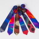 Silk Hand Painted Ties