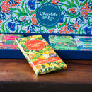 Sea Salt Organic Fairtrade Mixed Chocolate Gift Box
