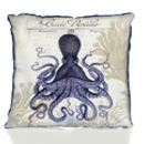 Seaside Postcard Nautical Cushion Collection
