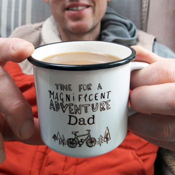 Personalised Magnificent Adventure Mug