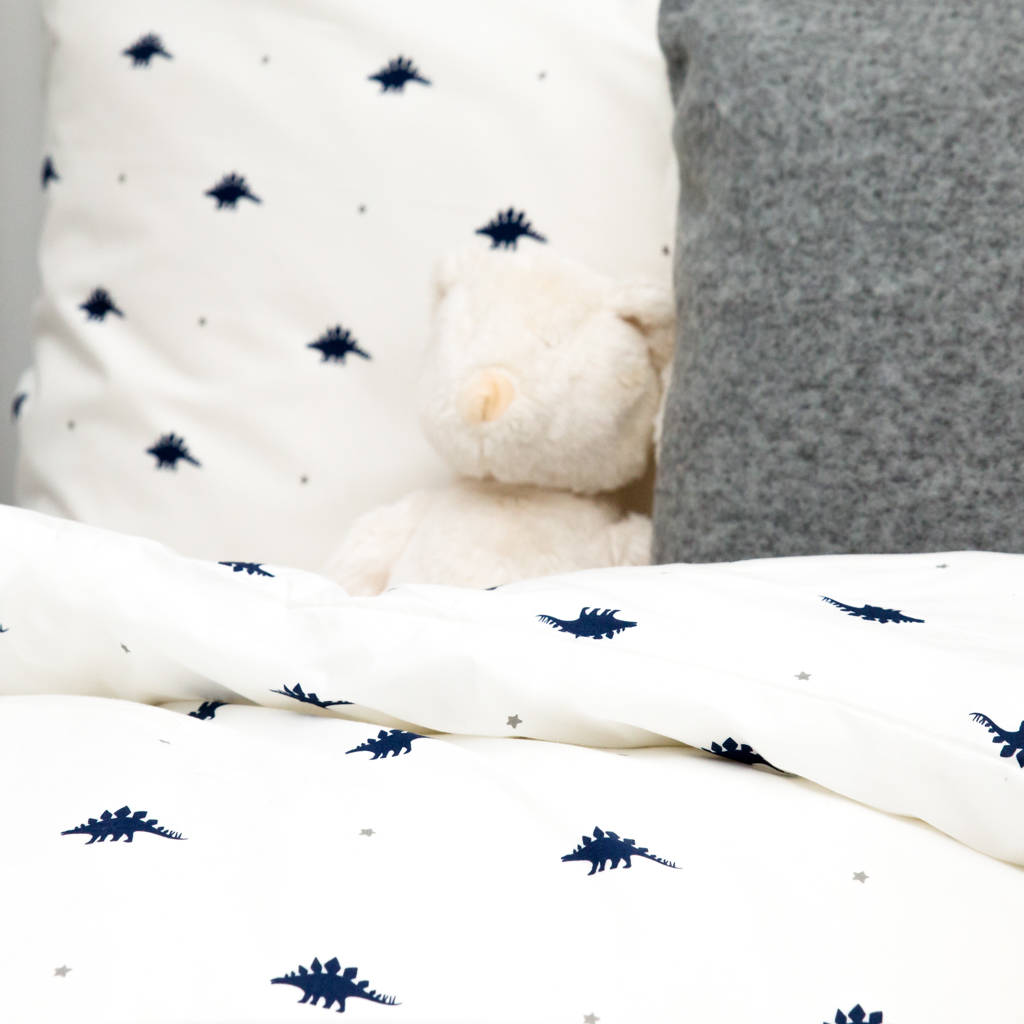 Mini Dino Bedding Pillowcase