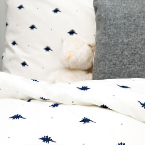 Mini Dino Bedding Pillowcase - new in baby & child