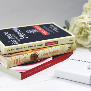 'Put Your Feet Up' Book Subscription - subscriptions