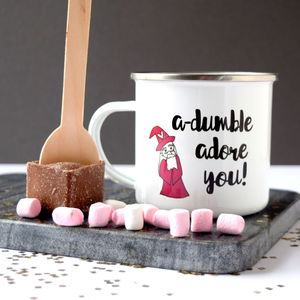 Personalised Dumble Adore You Mug