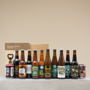 Best Of British – Craft Beer Gift Case - wines, beers & spirits