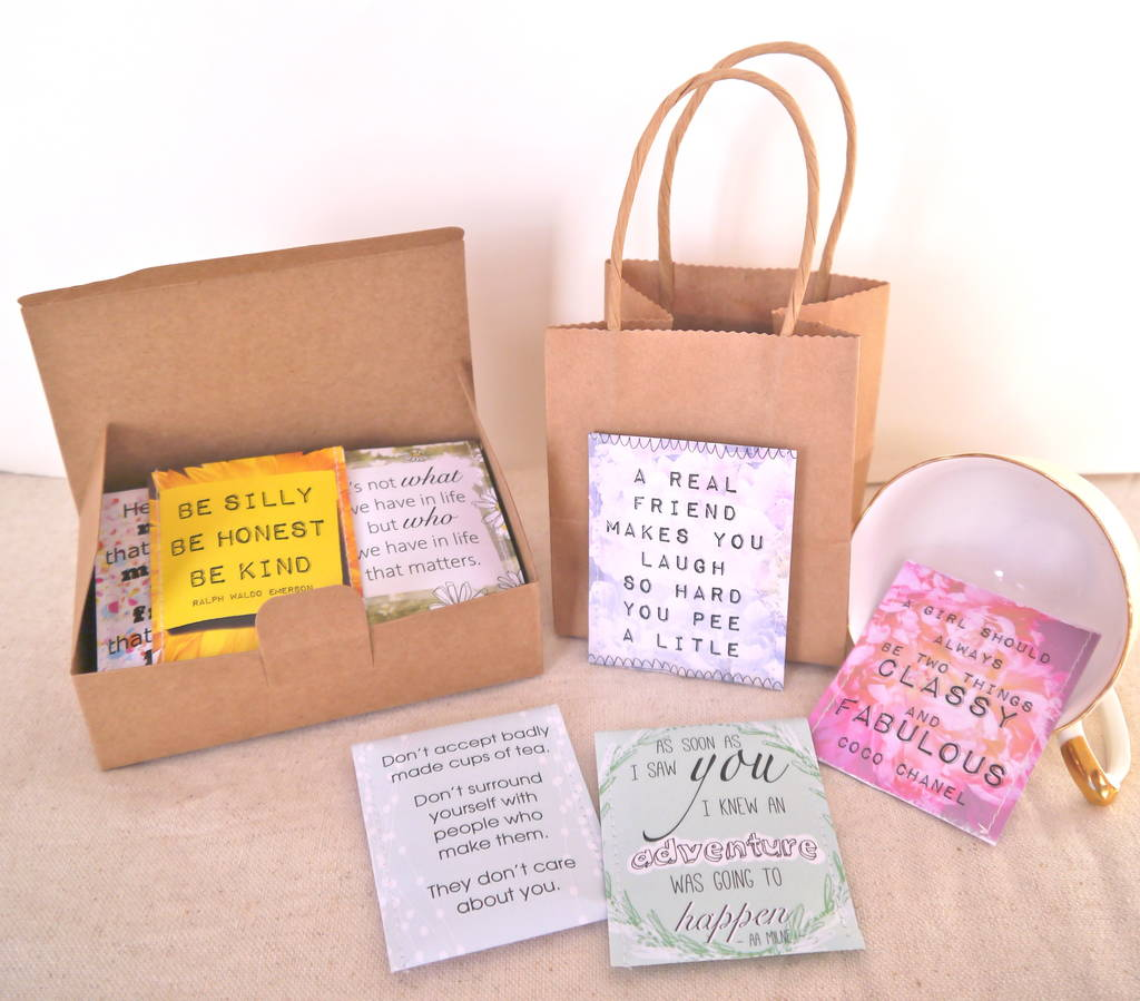 friendship tea gift set by victoria mae designs ...