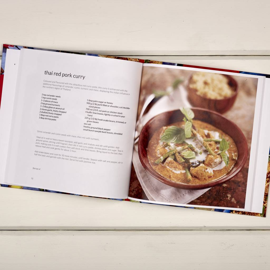 Personalised dinner party cookbook by this is your cookbook personalised dinner party cookbook forumfinder Images