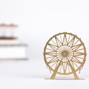 Ferris Wheel Model Kit - creative activities