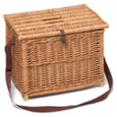 Prestige Wicker Traditional Wicker Fishing Basket