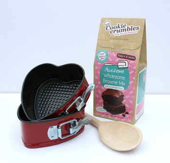 Sweetheart Brownie Bundle