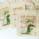 Personalised Kids Party Bags