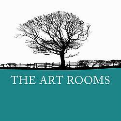 The logo of The Art Rooms