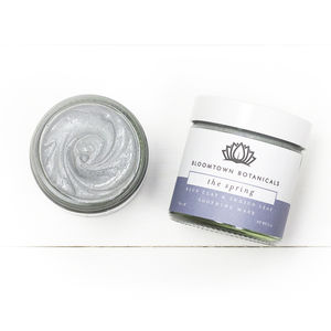 Blue Clay And Indigo Leaf Mask For Sensitive Skin
