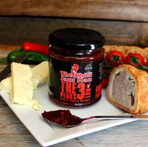 The Three Peaks Chilli Jam