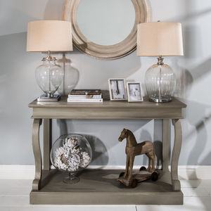 Stanley Grey Console Table - furniture