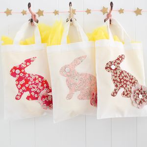 Baby Bunny Party Bags - party bags and ideas