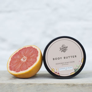 Grapefruit And May Chang Body Butter
