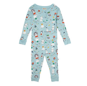 Arctic Animal Children's Onesie - clothing