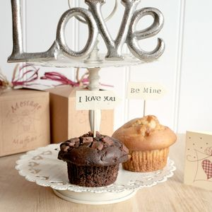 The Double Love Muffin Gift Box