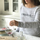 'Ginaholic' Ladies Cosy Jumper
