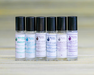 Rescue Rollerballs - bathroom