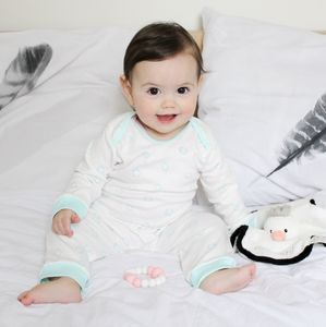 Footless Baby Romper Ringo - summer sale