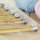 Grandma Knitting Needles Six Pair Set