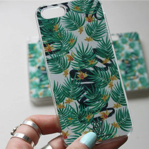 Palm Print Case For iPhone