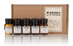 Regions Of Scotland Whisky Tasting Set - food gifts