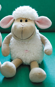 Cuddly Soft Plush Bb Sheep - baby toys