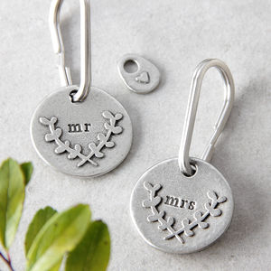 'Mr' Or 'Mrs' Keyring - view all