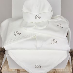 Ultimate Organic Clothing Collection - babygrows