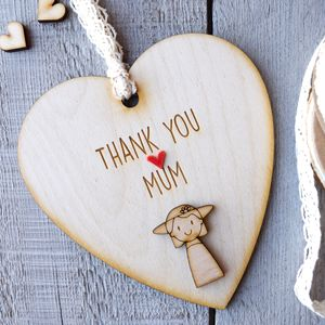 Personalised Mother Of The Bride Or Groom Keepsake - wedding favours