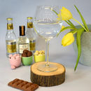 Easter Gin Glass