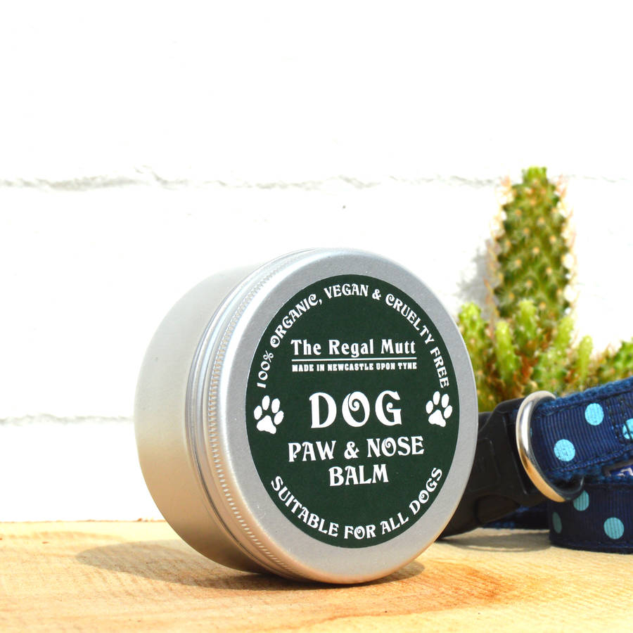 certified organic paw and nose balm handmade for dogs by good day organics. Black Bedroom Furniture Sets. Home Design Ideas