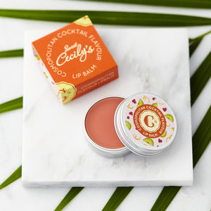 Cosmopolitan Cocktail Lip Balm