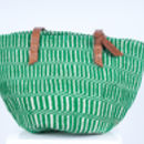 Wool And Sisal Tote Collection