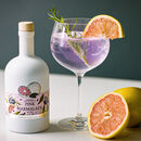 Organic Botanical Colour Changing Gin