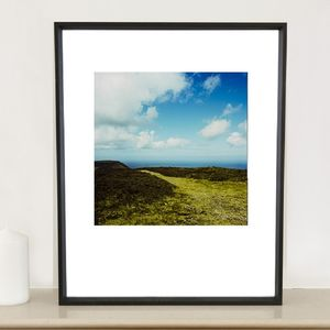 Dunkery Beacon Iv, Exmoor Photographic Art Print