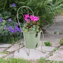 Vintage Garden Chair Plant Pot