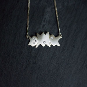 Fairtrade Asterism Pendant - necklaces & pendants