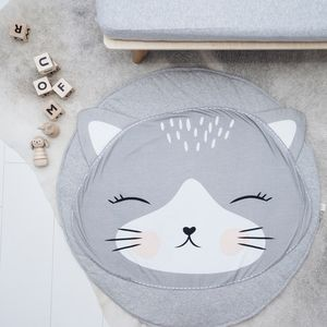 Baby And Children's Cat Playmat