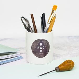 Rad Dad Pen Pot
