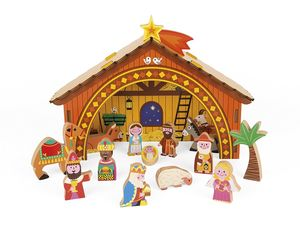 Christmas Nativity Set - pretend play & dressing up