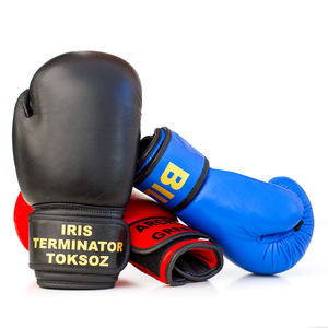 Personalised Boxing Gloves